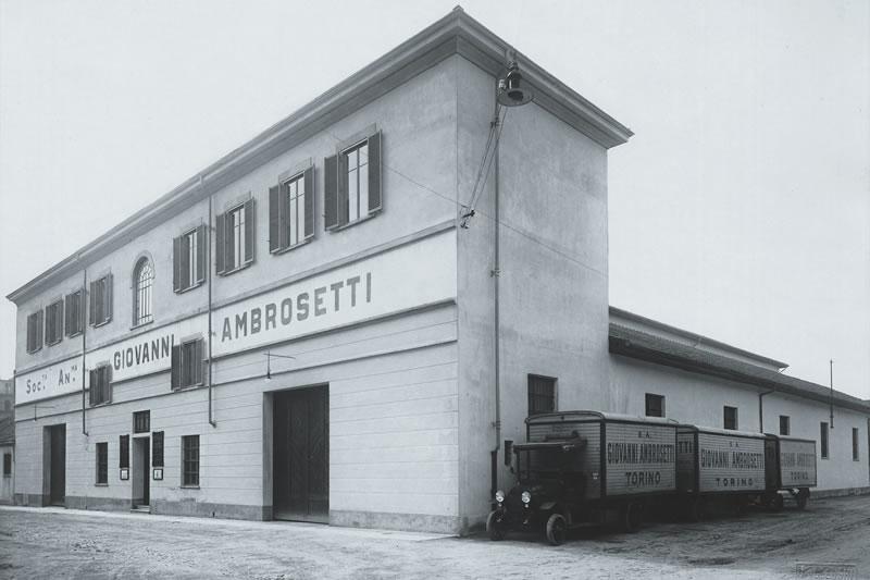 S.A. Giovanni Ambrosetti – Torino – via Cellini