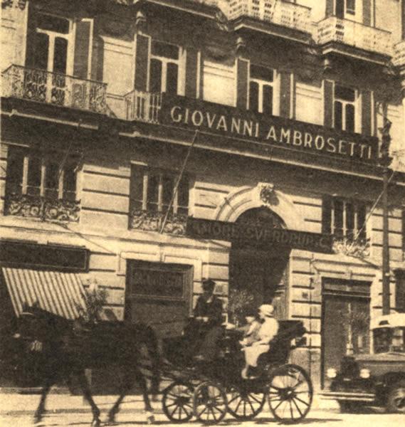 Giovanni Ambrosetti & C. – Torino – via Nizza