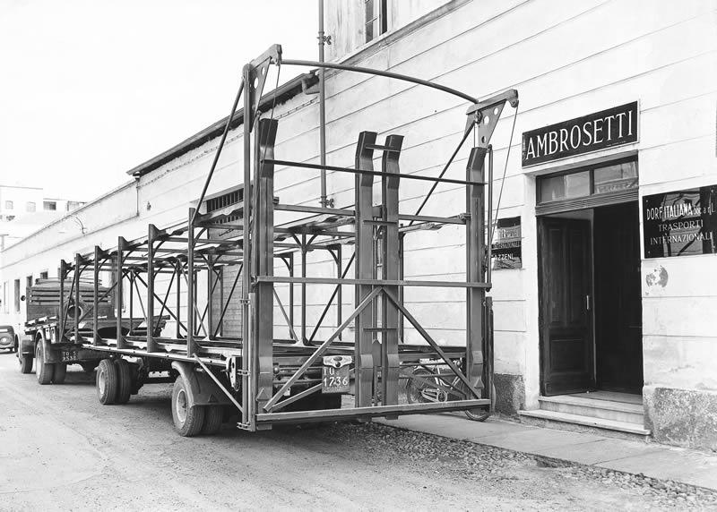 Erster Autotransporter