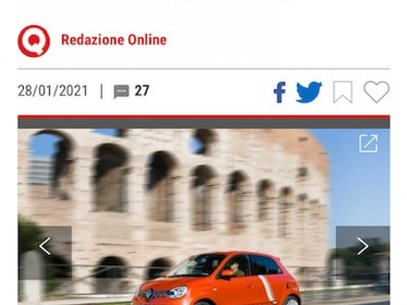 Renault, Addio alla Twingo e al segmento A